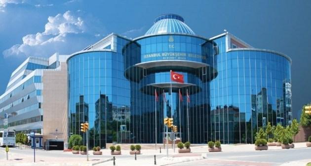 مبنى بلدية إسطنبول