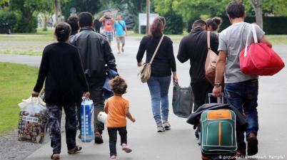 لاجئين في ألمانيا