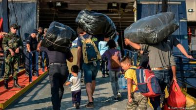 ترحيل اللاجئين