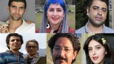 ناشطين من ايران