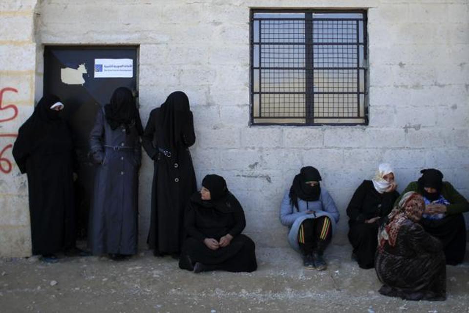 الدعارة في سوريا