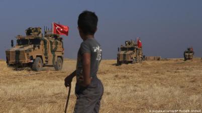 منططقة آمنة شمال سوريا