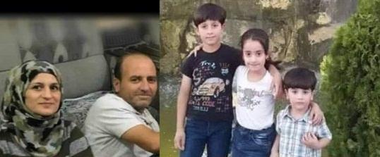 مقتل عائلة رجما بالحجارة