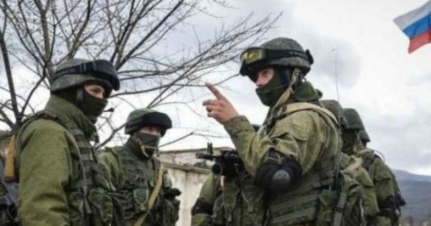 مجند روسي