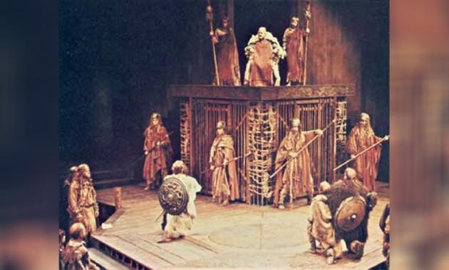 المسرح