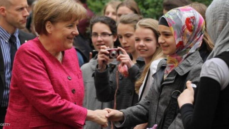 لاجئين ألمانيا