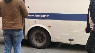 اسطنبول اعتقال سوريين