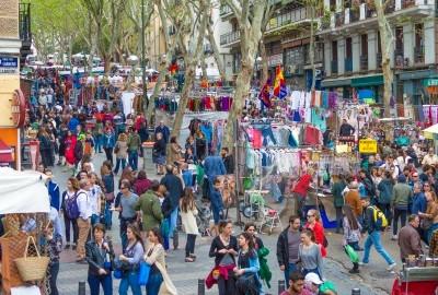 سوق الراسترو اسبانيا
