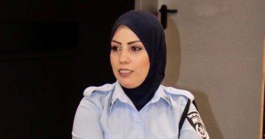 اول ضابطة محجبة في اسرائيل