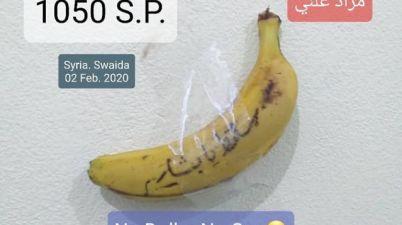 لوحة من السويداء