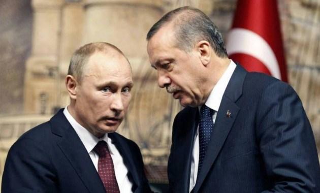اردوغان بوتين