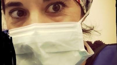 ممرضة ايطالية