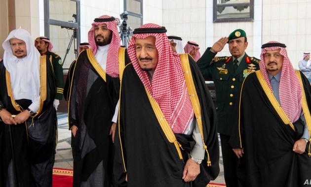 الأسرة الحاكمة السعودية