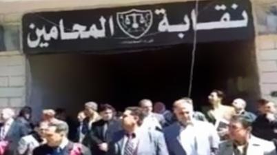 محامون سوريون