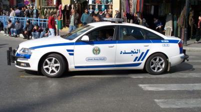 شرطة أردنية