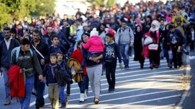 ألمانيا لاجئين