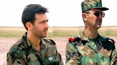 ماهر وبشار الأسد