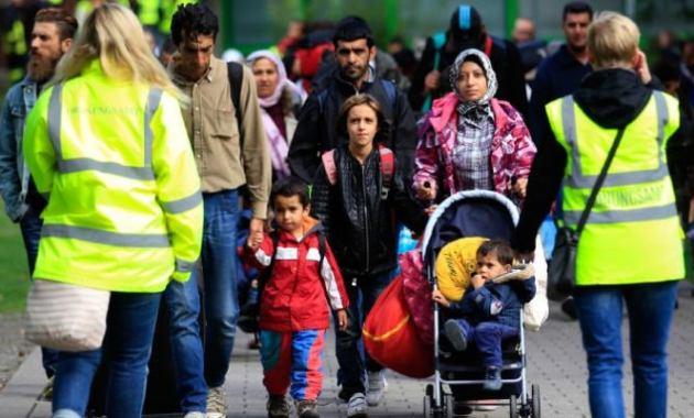 اللاجئين الدنمارك