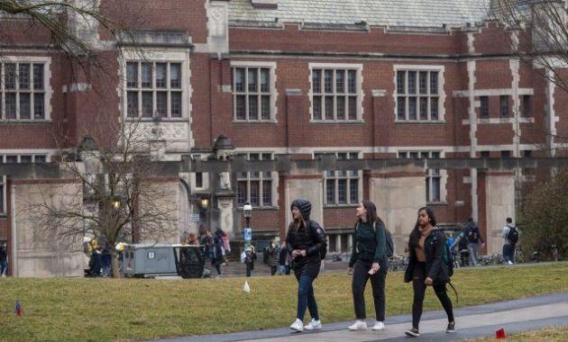 جامعات أميركا