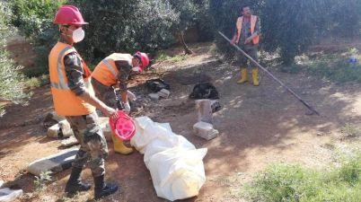 مقتل فتاة بحمص