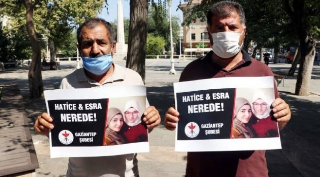 اختفاء فتاتين سوريتين بتركيا