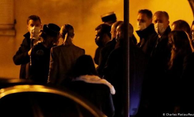 مقتل مدرس في فرنسا