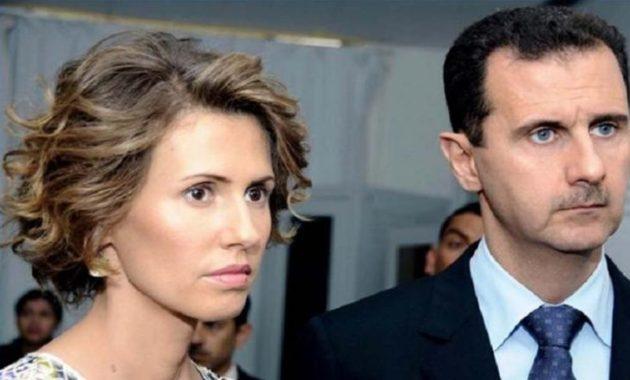 أسماء الأسد الأخرس