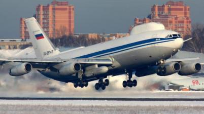 طائرة بوتين النووية