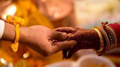 تزوجت أحد المعازيم