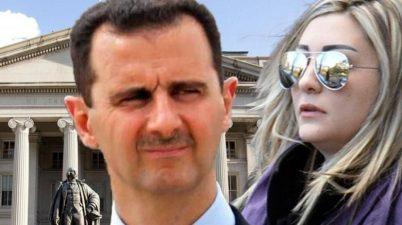 بشار-الأسد-لونا-الشبل