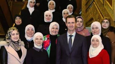 قبيسيات الأسد