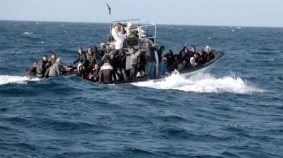 غرق مهاجرين