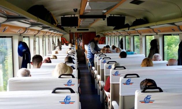 قطار اوروبا